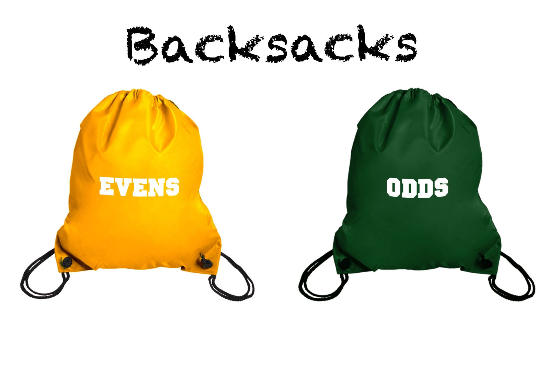 Picture of Odd/Even Backsack