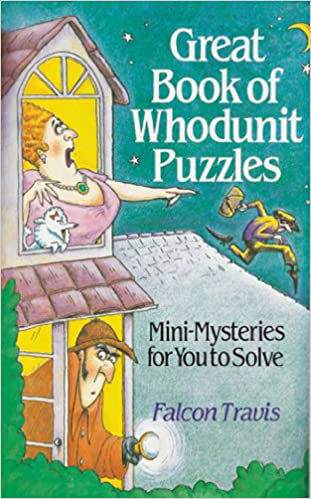 Picture of Great Book of Whodunit Puzzles