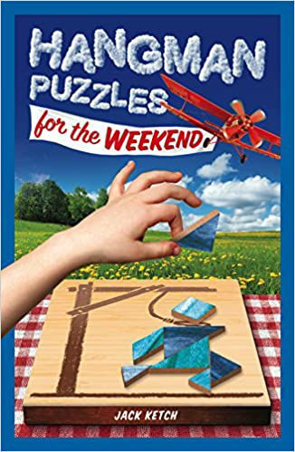 Picture of Hangman Puzzles for the Weekend