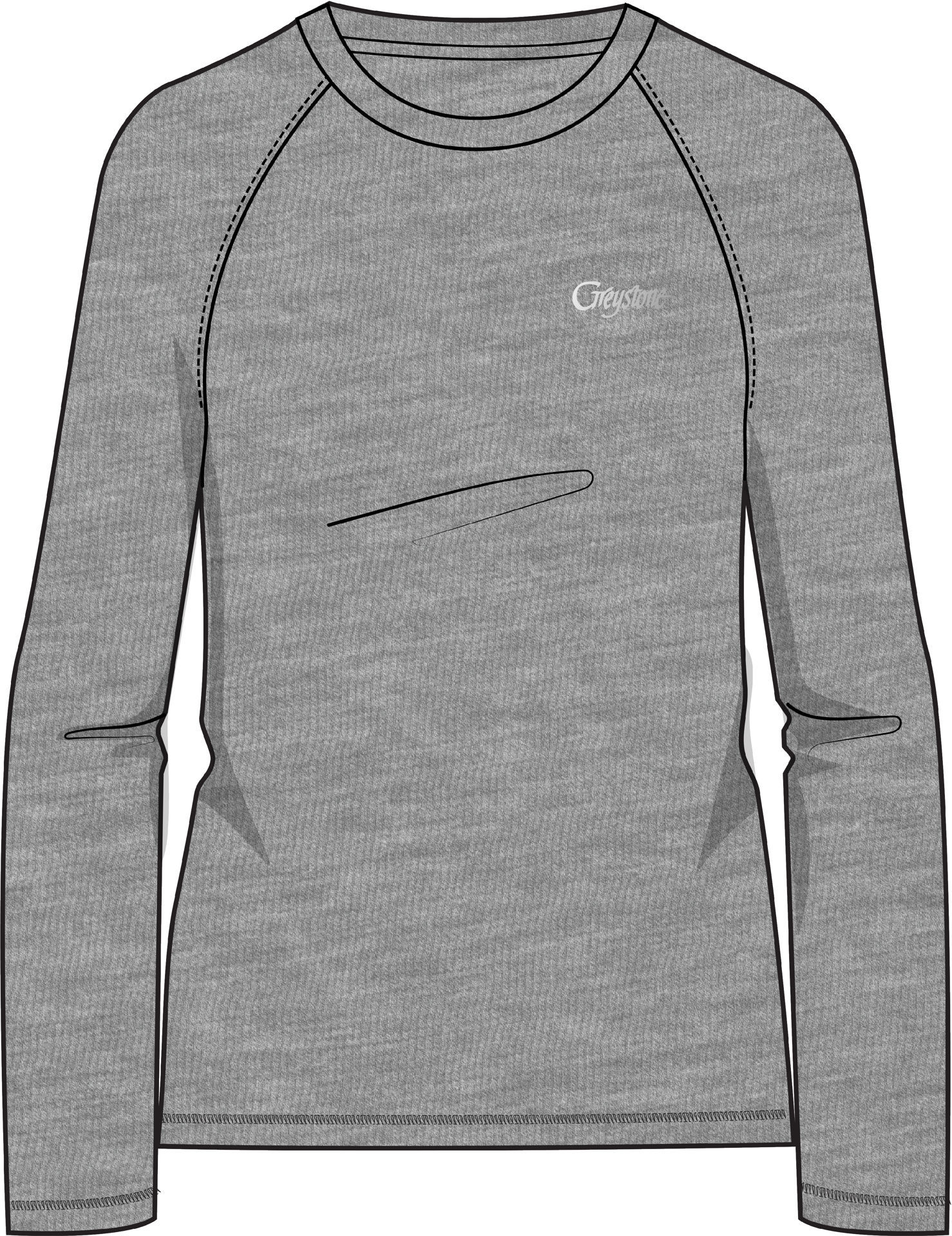 Picture of Long Sleeve Reflective Performance Tee