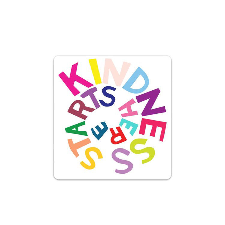 Picture of Kindness Starts Here Sticker