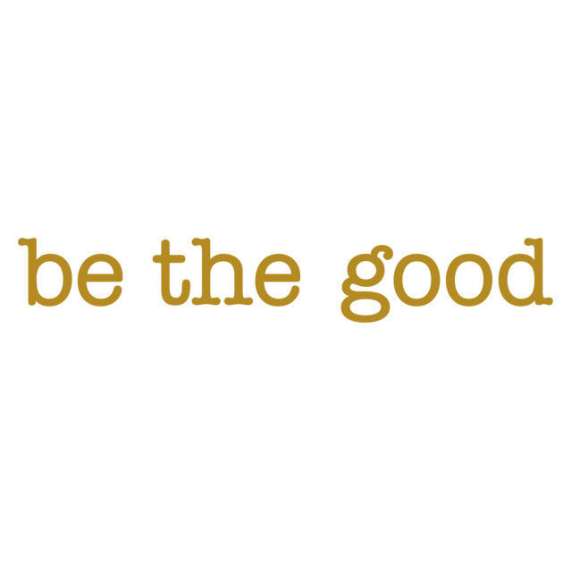 Picture of Be The Good Vinyl Decal