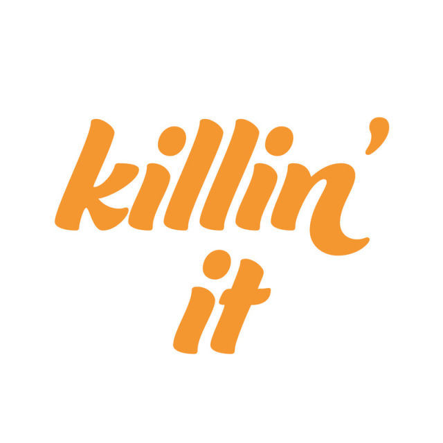 Picture of Killin' It Vinyl Decal