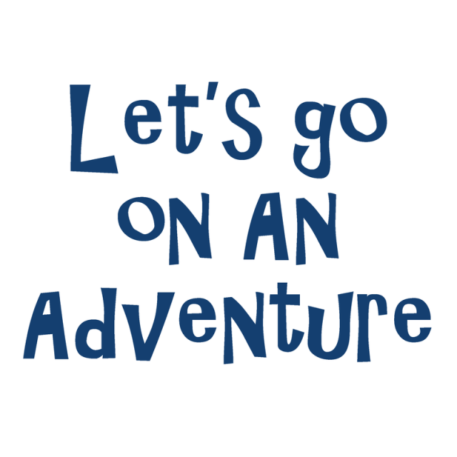 Picture of Let's Go On An Adventure Vinyl Decal