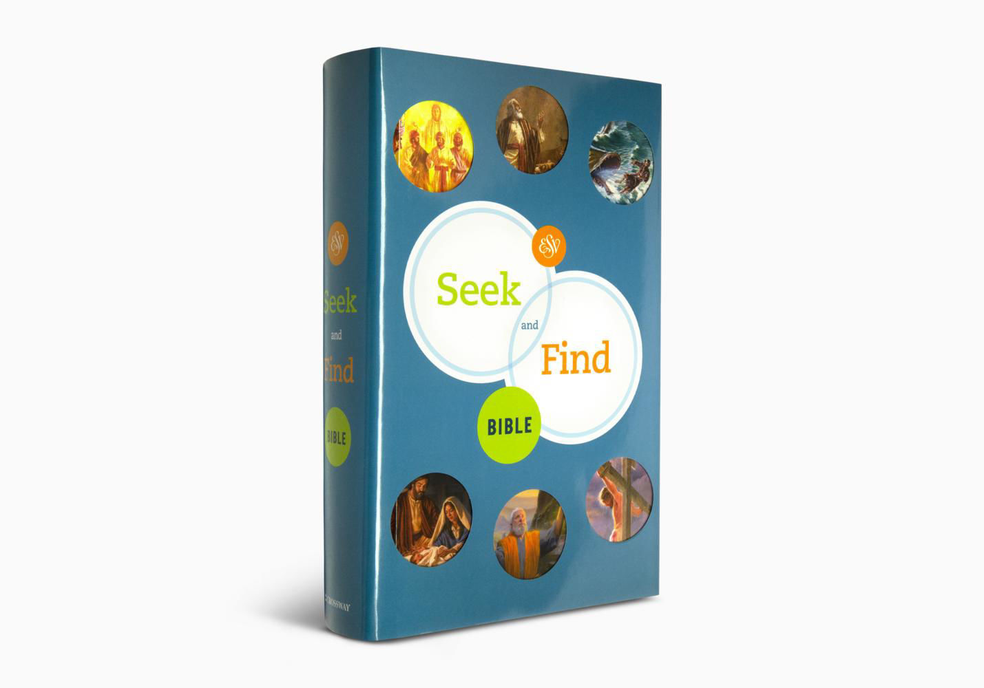 Picture of ESV Seek and Find Bible