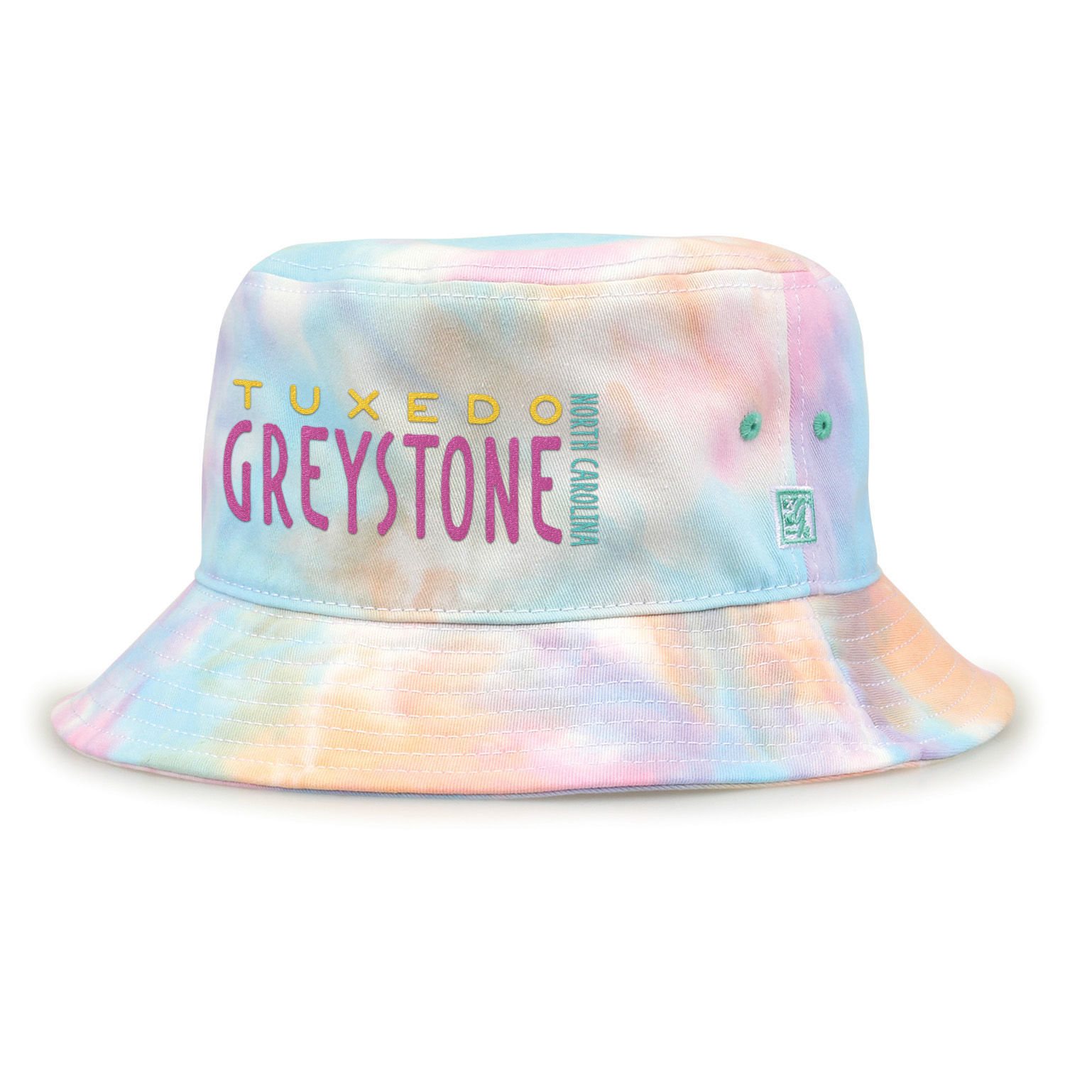 Picture of Tie Dye Bucket Hat