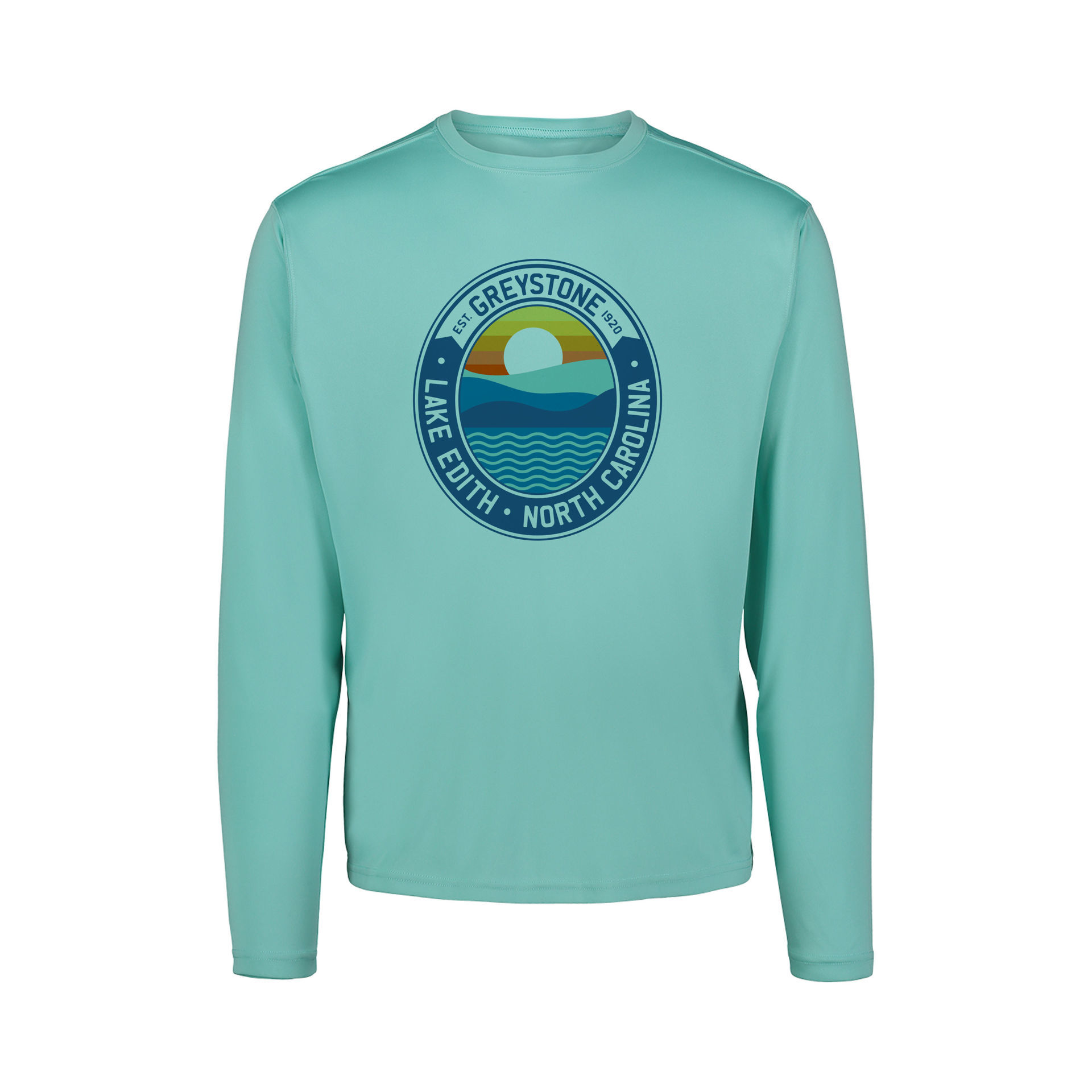 Picture of Sunproof Long Sleeve Tee - Adult  3 Colors