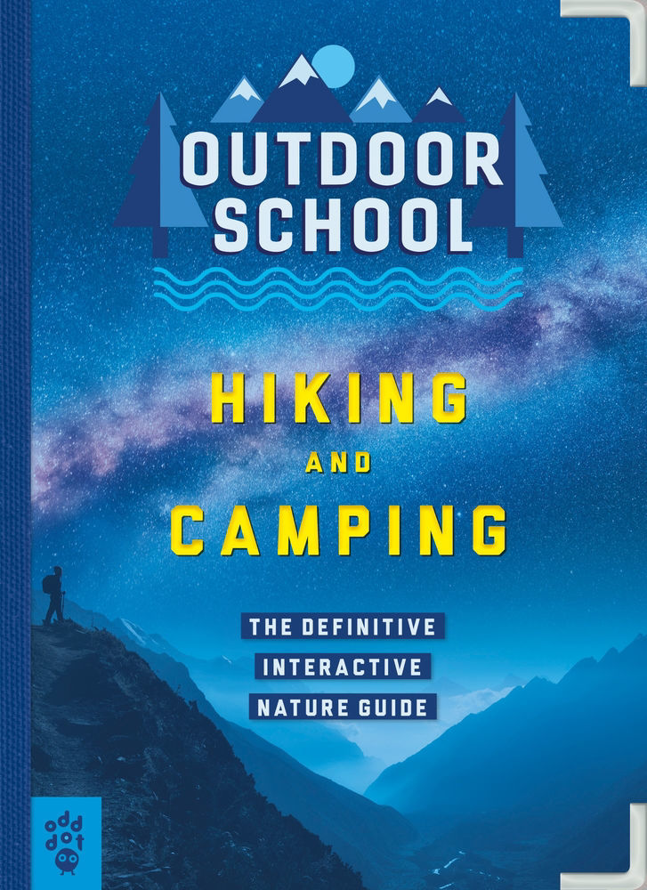 Picture of Outdoor School - Hiking & Camping Book