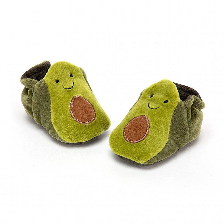 Picture of Amuseable Avocado Booties